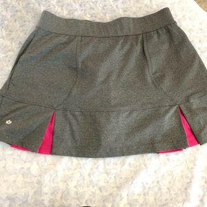 Bolle High Performance Pleated Skirt Skort